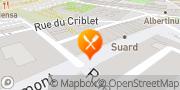 Carte de du Midi Fribourg, Suisse