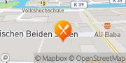Karte Kochlöffel Emden, Deutschland