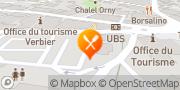 Carte de L' Ecurie Restaurant Verbier, Suisse