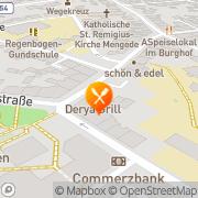 Karte Restaurant Futterkrippe Dortmund, Deutschland
