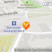 Karte Restaurant Alter Bahnhof Dortmund, Deutschland