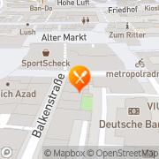 Karte Restaurant Maredo Dortmund, Deutschland