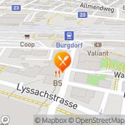Karte Berchtold Burgdorf, Deutschland