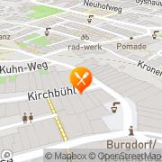 Karte Stadthaus La Pendule Burgdorf, Deutschland