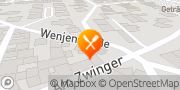 Karte Bistro Look Freinsheim, Deutschland
