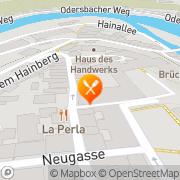 Karte Restaurant Alte Reitschule Weilburg, Deutschland