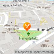 Karte Immobilien Management GmbH Karlsruhe, Deutschland