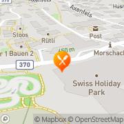 Karte Swiss Holiday Park Morschach, Schweiz