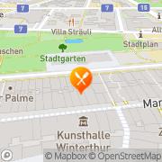 Karte Baumann Karin Winterthur, Schweiz