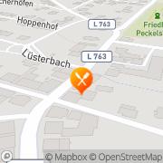 Karte Restaurant Westfälischer Hof Willebadessen, Deutschland