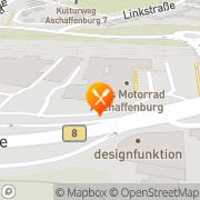 Karte Skyline Bistro und Billard-Center GmbH Aschaffenburg, Deutschland