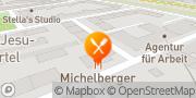 Karte Michelberger Restaurant und Vinothek Aschaffenburg, Deutschland