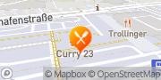 Karte EsS-Bahn Stuttgart Airport Stuttgart, Deutschland