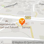 Karte Tiwu Gastronomie GmbH Hamburg, Deutschland