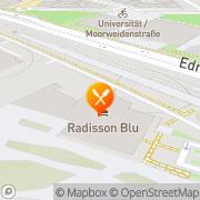 Karte Restaurant Vierländer Stuben Hamburg, Deutschland