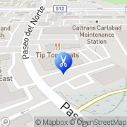 Map Zen Skin Carlsbad Carlsbad, United States