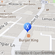 Map Robert Chambers Salon Dublin, Ireland