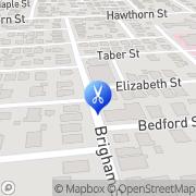 Map Salon V Beauty Lounge New Bedford, United States