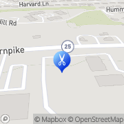 Map Tanfastic Commack, United States