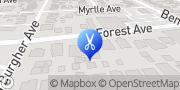 Map The Secret Garden Eco Salon & Spa Staten Island, United States