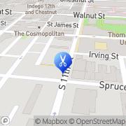 Map 2B Groomed Studios Philadelphia, United States