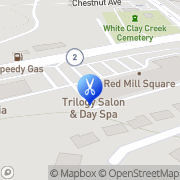 Map Trilogy Salon And Spa Newark, United States