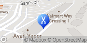 Map Great Clips Chesapeake, United States