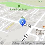 Map Tranzitionz Laurel, United States