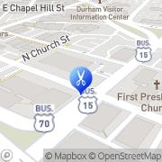 Map Atmosp'hair Salon Durham, United States