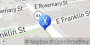 Map Salon Lofts Chapel Hill Village Chapel Hill, United States