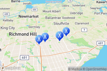 Map for