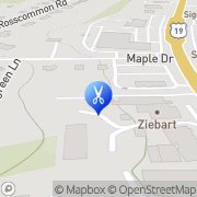 Map Dots and Doodles Wexford, United States