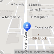 Map Beauty Temple Seffner, United States
