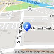 Map Rita's Beauty Salon Tampa, United States