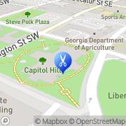 Map Hair Fetish Atlanta Atlanta, United States