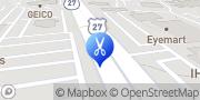 Map Ulta Beauty Cincinnati, United States