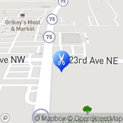 Map Atimm Beauty Center Point, United States