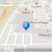 Map Great Clips Fox Point, United States
