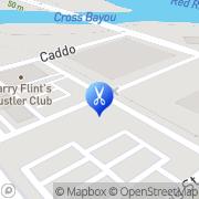 Map Tight Edge Barber Shop Shreveport, United States