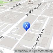 Map Knox Heights Nail Spa Dallas, United States