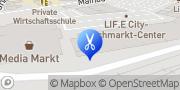 Karte HairExpress Lichtenfels, Deutschland
