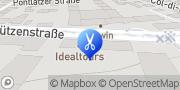 Karte Friseur Felby Olympisches Dorf - Fadi Alnajjar Innsbruck, Österreich