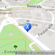 Karte Fritz Metterlein Neumarkt, Deutschland