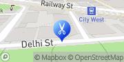 Map CBH Group West Perth, Australia