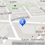 Karte Jeanette Trautloff Adorf, Deutschland