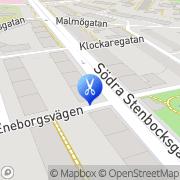 Karta Joe Salong Helsingborg, Sverige