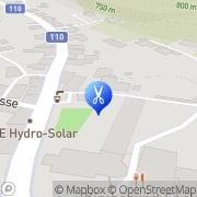 Karte Frisuren Schaffer Anja Kötschach, Österreich