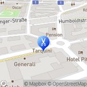 Karte Tarquini Der Frisör Salzburg, Österreich