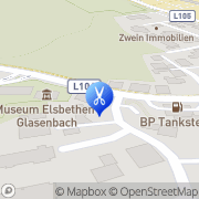 Karte Frisiersalon Barbara Elsbethen, Österreich
