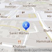Karta Larsson & Lange Lund, Sverige